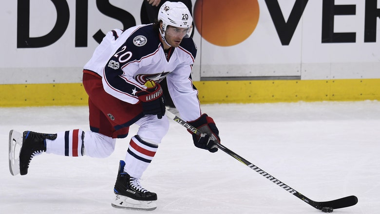 Blackhawks deal Hjalmarsson and Panarin, bring back Saad in pair of trades