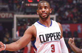Chris Paul Bets His NBA Career On The Rockets