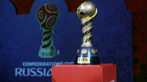 Russian Federation  topple New Zealand in opening fixture of FIFA Confederations Cup