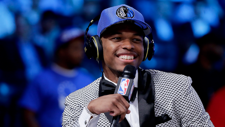Welcome to Dallas! Mavs draft Dennis Smith Jr. at No. 9