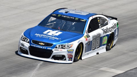 Larson bests McMurray for Sonoma pole