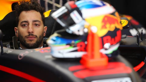 Ricciardo hoping for Renault upgrade in Baku