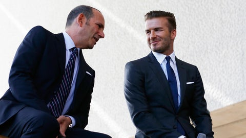 David Beckham one step closer to MLS team in Miami