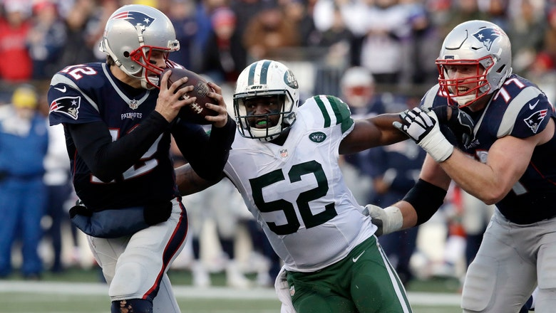 Report: Former Jets linebacker David Harris signs with Patriots