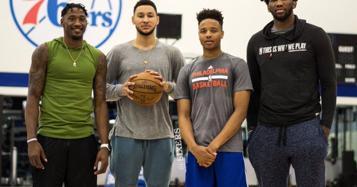 NBA Off-Season Preview: The Process's End Is In Sight | FOX Sports