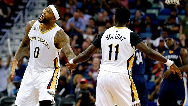 After Pelicans lock down Holiday, focus turns to Cousins