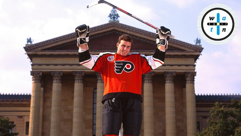 Eric Lindros is worried about everyone's concussions but his own