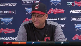 Francona: 'I don't think this series we were disciplined enough'