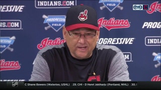 Francona after Indians fall 5-0 to Twins