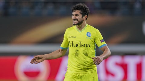 FIFA Approves Change of Association Request for Midfielder Kenny Saief
