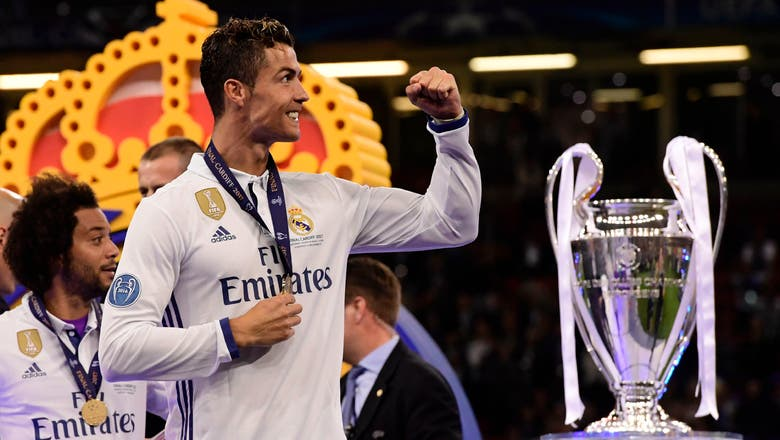 Cristiano Ronaldo's year has been so incredible that it's almost unbelievable