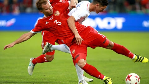 Russia need this Confederations Cup