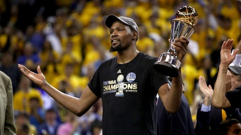 Barack Obama Sent Kevin Durant Congratulations Text After Game 5