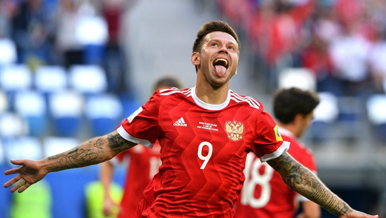 5 takeaways from Russia's 2-0 win over New Zealand to open the Confederations Cup