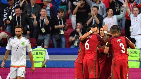 Portugal showed more ambition