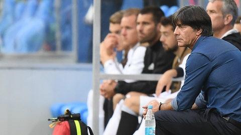 Jogi Loew's weakened squad is still plenty talented