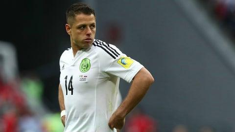 Germany vs Mexico FIFA Confederations Cup Semifinals