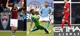 The MLS XI, Week 16: Villa, Gordon and Nikolic to the rescue