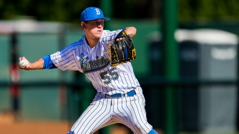 Pitcher? Hitter? Both? MLB draft marked by two-way players