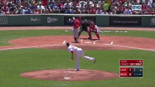 HIGHLIGHTS: Angels get up and stay up in 4-2 win over Boston