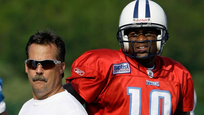 Vince Young describes how his relationship with Jeff Fisher unraveled