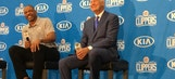NBA legend Jerry West on joining the Clippers: 'I just want to win'