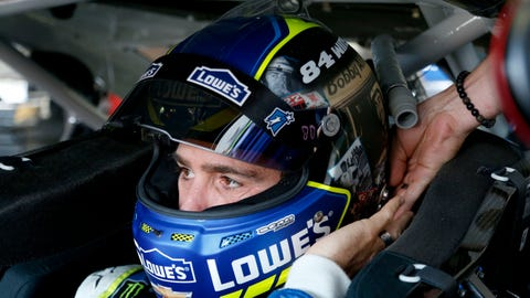 Jimmie Johnson, 449