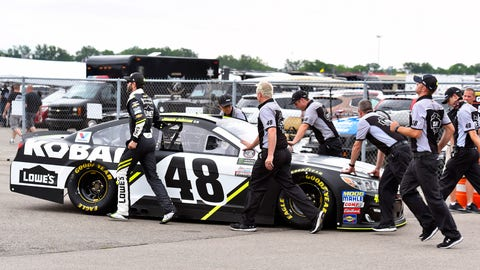 Stage racing expected to spice up NASCAR action at Michigan International Speedway