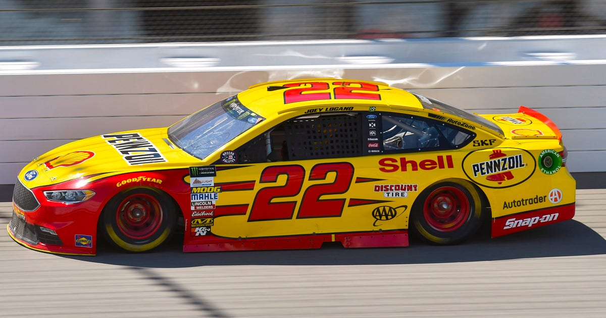Joey Logano hoping to build on third-place finish that 'felt like a win' | FOX Sports