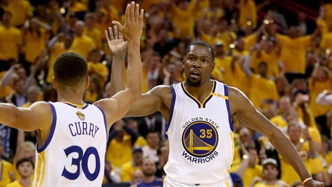 The Golden State Warriors beat the Cleveland Cavaliers to win title