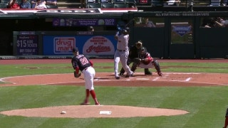 HIGHLIGHTS: Kluber's 13 strikeouts is a season-high