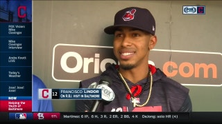 Francisco Lindor takes great pride in his youth baseball work