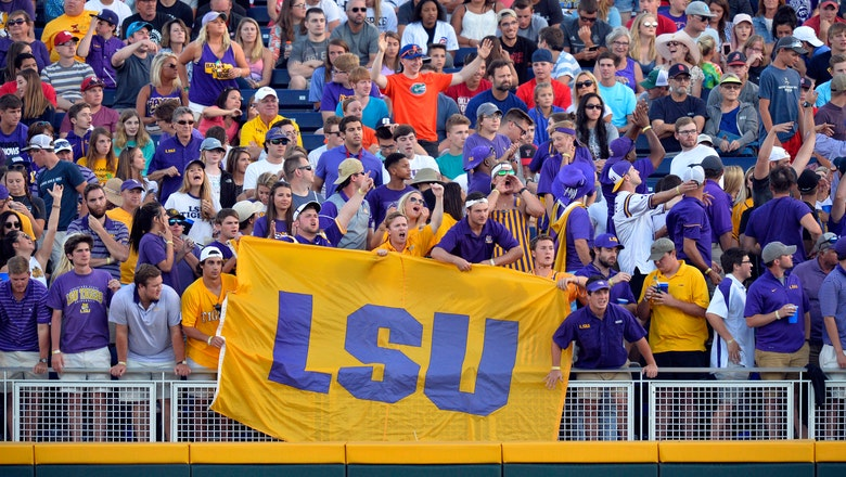 LSU baseball dads save Florida fan at College World Series