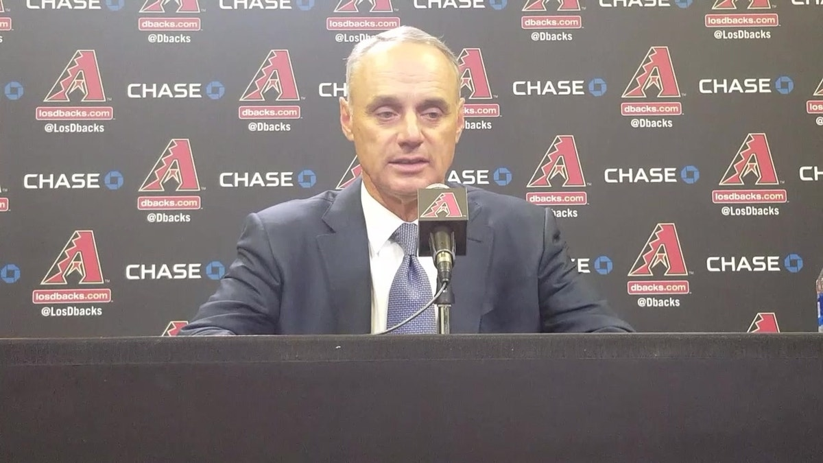Rob Manfred: Threats to player safety won