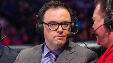 Mauro Ranallo staying with WWE as part of NXT broadcast team