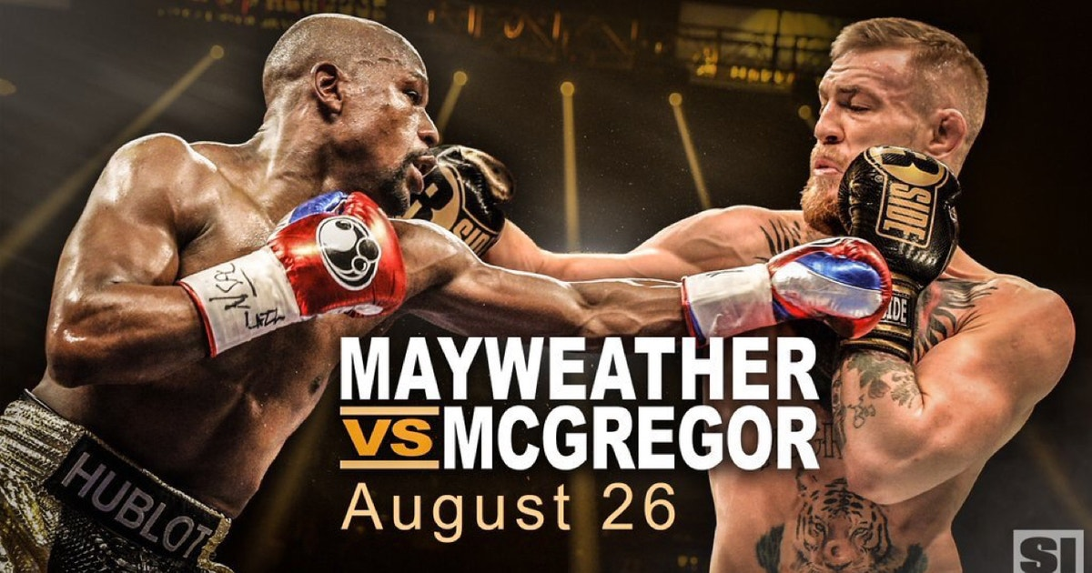 What We Know About The Floyd Mayweather Vs Conor Mcgregor