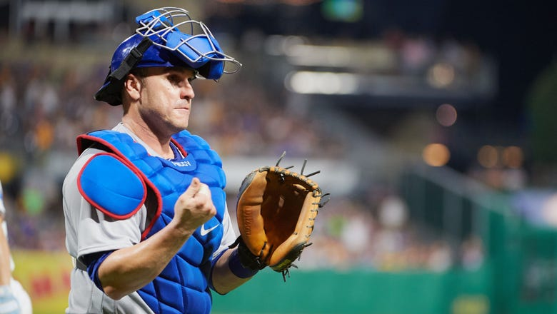 Report: Cubs designate Miguel Montero for assignment after catcher calls out Jake Arrieta