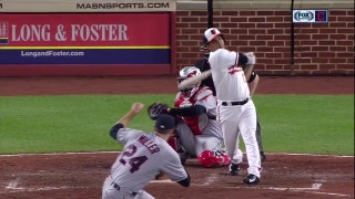 HIGHLIGHTS: Andrew Miller escapes bases-loaded, no-out jam in 7th