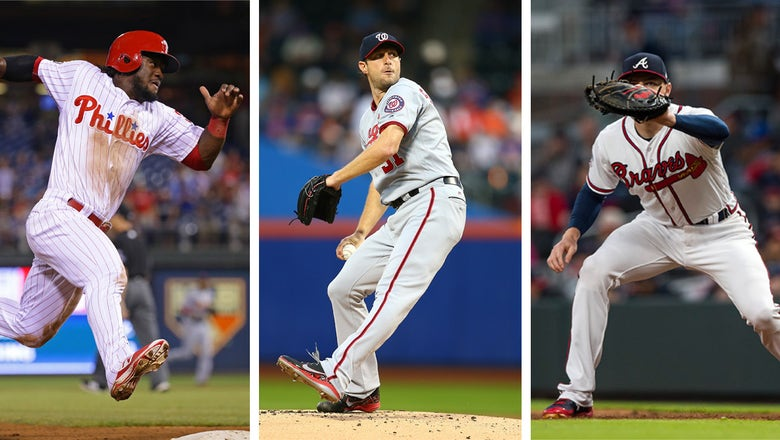Starting Nine: Two lost no-hit bids end in losses, plus a Joey Gallo inside-the-parker