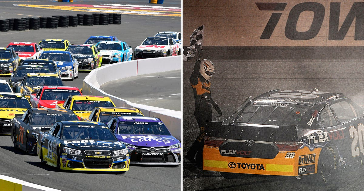 Full TV schedule for NASCAR race weekend at Sonoma, Iowa | FOX Sports