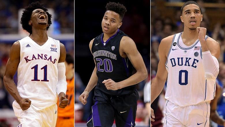 2017 NBA Draft: Final Top 60 Prospect Rankings