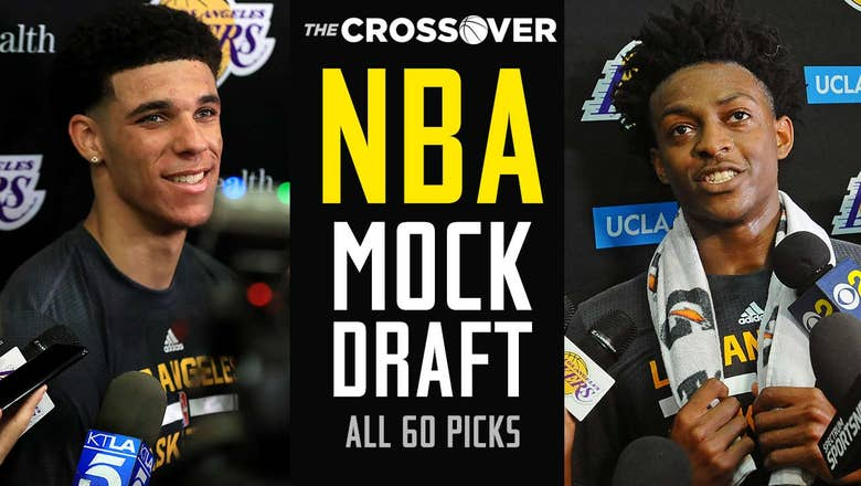 2017 NBA Mock Draft: Rumors And All 60 Picks