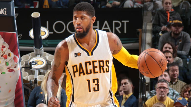 Paul George trade rumors: Rockets making big push for Pacers star