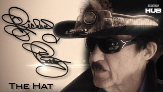 Jeff Gordon gives you a history lesson on Richard Petty's hat | NASCAR RACE HUB