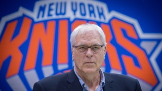 Phil Jackson parts ways with the Knicks — what went wrong? | THE HERD