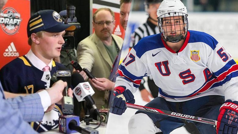 McLeod blog: Incoming Gophers become property of familiar NHL teams
