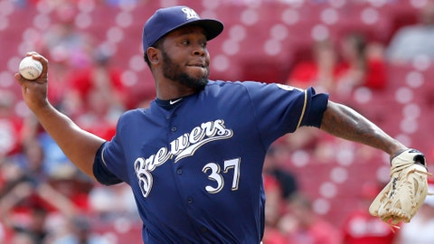Royals sign Neftali Feliz; Chris Young designated for assignment