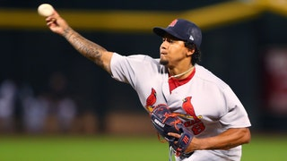 Martinez talks pitch feel after Cardinals lose to DBacks