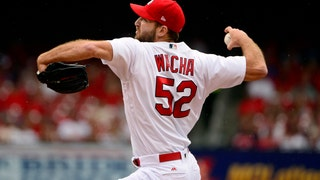 Wacha: 'It definitely felt good getting into the sixth'