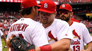 Matheny praises Wacha, among many other Cardinals after win
